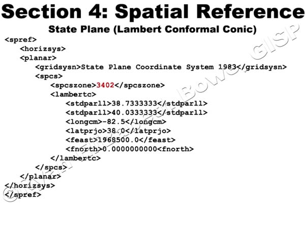 Spatial Reference, Part 1